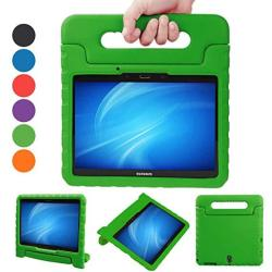 Xkttsueercrr Samsung Galaxy Tab S 10.5-INCH Shockproof Lightweight Kids Adjustable Portable Handheld Drop Protection Eva Tablet