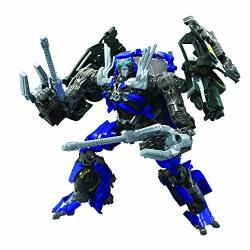 Transformers Toys Studio Series 63 Deluxe Class Dark Of The Moon Movie Topspin Action Figure - Kids Ages 8 And Up 4.5-INCH