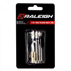 Raleigh 9 In 1 Mini Folding Multi Tool