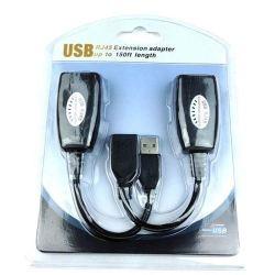 USB RG45 Extension Adapter