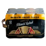 Carling - Black Label Can 12X500ML