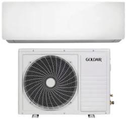 Goldair 12000 BTU Split Air Conditioner in White