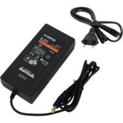 Ac Adapter Power Supply For Sony Playstation PS1 PS2 Black