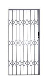 Armourdoor Alu Trellis Security Gate 1M X 2.1M - White