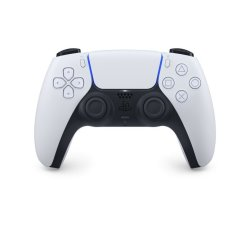 Playstation 5 Dualsense Controller - Glacier White -available 19 November 2020