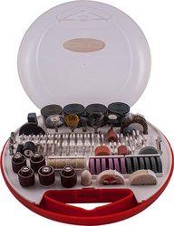 Tork Craft Mini Rotary Tool Accessory Kit 180pcs
