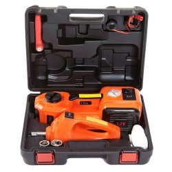 Dc 12v 5t 3 In 1 Auto Car Electric Hydraulic Floor Jack Lift And Impact Wrench R Uncategorized Pricecheck Sa
