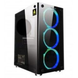 Armaggeddon Infineon 1000+ Micro Atx Gaming PC Case With 450W Psu