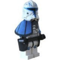 USA Captain Rex 2013 - Lego Star Wars Minifigure