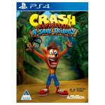 PlayStation - Crash Bandicoot Sane Trilogy