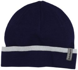 Timberland Men's Stripe Watch Cap Navy One Size