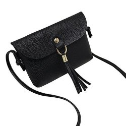 0fc9143708c2 Clearance Deals Women Handbag Shoulder Bag Toopoot Lady Small Tassel Tote  Shoulder Bag Black | R370.00 | Fancy Dress & Costumes | PriceCheck SA