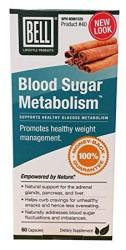 Bell Lifestyle Products Blood Sugar Metabolism 60 Caps By Bell Lifestyle Products Inc