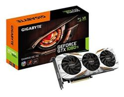 Gigabyte Geforce GTX 1080 TI Gaming Oc 11GB Graphic Cards N108TGAMING