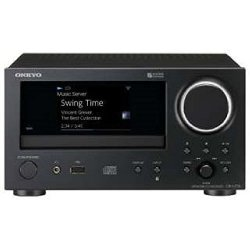 ONKYO Network Cd Receiver CR-N775-B Black Japan Domestic Genuine Products