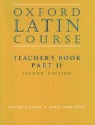 Oxford Latin Course: Teacher's Book Part II