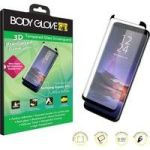 Body Glove 3D Curved Tempered Glass Screen Protector For Samsung Galaxy S9 Plus Black