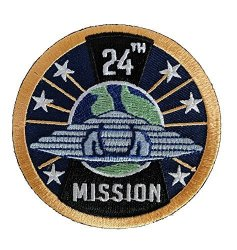 Lost In Space - New Series Mission Patch - Cosplay Sci-fi Collectible Small