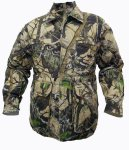 Sniper Africa Padded Parka Jacket In 3D Camo