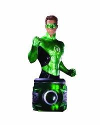 Diamond Comic Distributors Dc Direct Green Lantern Movie : Hal Jordan Bust