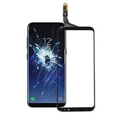 For Samsung S8 Plus Touch Screen Digitizer Outer Screen Glass For Samsung For Galaxy S8 Plus Front Glass Lens Panel With Sensor