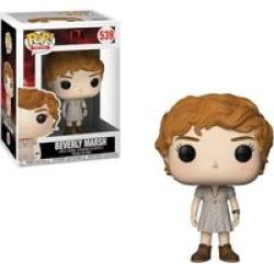 Funko Pop Movies: It - Beverly Marsh With Key Necklace Figurine Chase