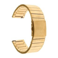 Butterfly Link Bracelet Band For Fitbit Blaze - Gold