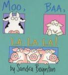 Moo Baa La La La Board Book Newly Rev. Ed
