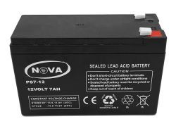 Scoop 12V7Ah Sealed Lead Acid Battery