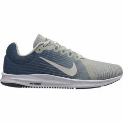 Nike Size 8 Downshifter 8 Womens Running Shoes in Grey