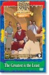 Animated Stories From The New Testament - The Greatest Is The Least Dvd