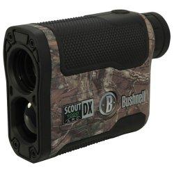 Bushnell Hunting Optics Bushnell Scout Dx 1000 Arc Realtree Ap Laser Rangefinder