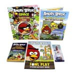 Angry Birds 4-BOOK Collection