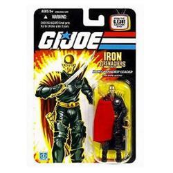 "G.i. Joe Hasbro 25TH Anniversary 3 3 4"" Wave 4 Action Figure Destro Enemy Weapons Supplier"