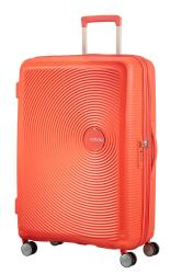American Tourister Soundbox Expandable 77CM Spicy Peach