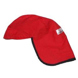Pinnacle Welding Skull Cap Red