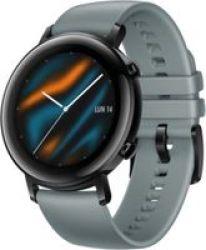 HUAWEI GT 2 Sports Smartwatch 42MMLAKE Cyan