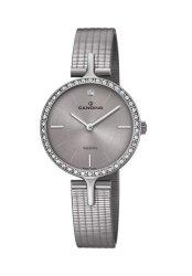 Candino Sapphire Swiss Made Ladies Stainless Steel Watch - Elegance