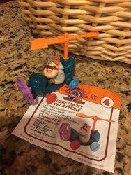 1989 Mcdonalds Rescue Rangers Monterey Jack Toy