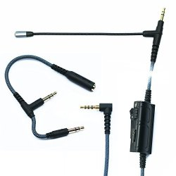KetDirect Gaming MIC Audio Cable Adapter With Boom Microphone Universal  Volume For Gaming PS4 Xbox One PC Laptop Iphone Android | R900 00 |  Sunglasses