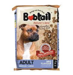 Bobtail Dry Dog Food Large Bbq 1 X 8kg