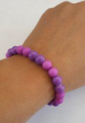 Charlene Palmer Rainbow Beaded Bracelets - Rainbow 4