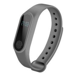 Sony Bakeey M2 Heart Rate Sleep Monitor Pedometer Sport Colorful Smart Bracelet Smart Watch
