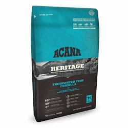Acana Heritage Dry Dog Food Freshwater Fish Biologically Appropriate & Grain Free