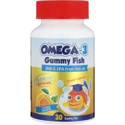 Star Kids OMEGA3 Gummies Orange 30'S