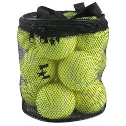 Eurosport - 12PC Tennis Ball In Mesh Pack
