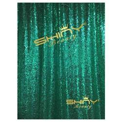 Glitter Backdrop 6FTX6FT Green Shimmer Sequin Fabric Photography Backdrop Sequin Photo Backdrop
