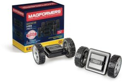Magformers Click Wheels 2 Piece Set