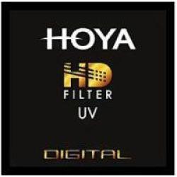 Hoya HD UV 72mm Lens Filter