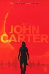 John Carter 27 X 40 Original Theatrical Movie Poster